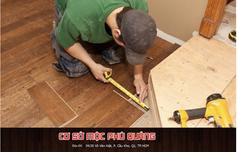 đơn vị hỗ trợ sửa chữa sàn gỗ | noithatgovn.com