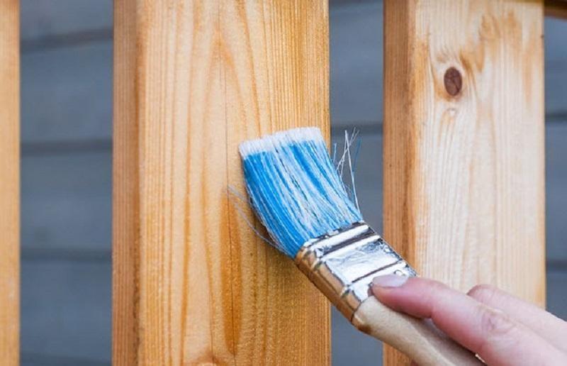 cách sơn đồ gỗ nội thất