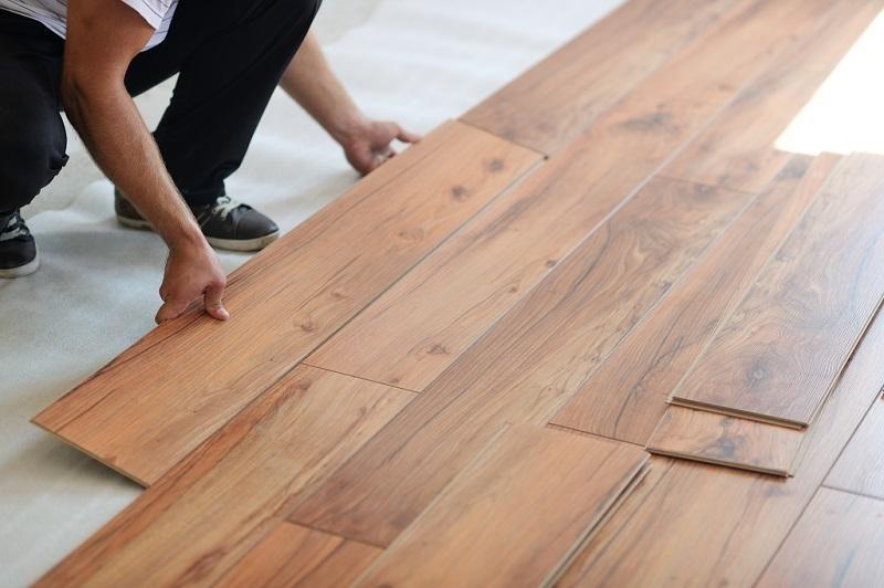 sàn gỗ có thể bị hư do thi công sai | noithatgovn.com