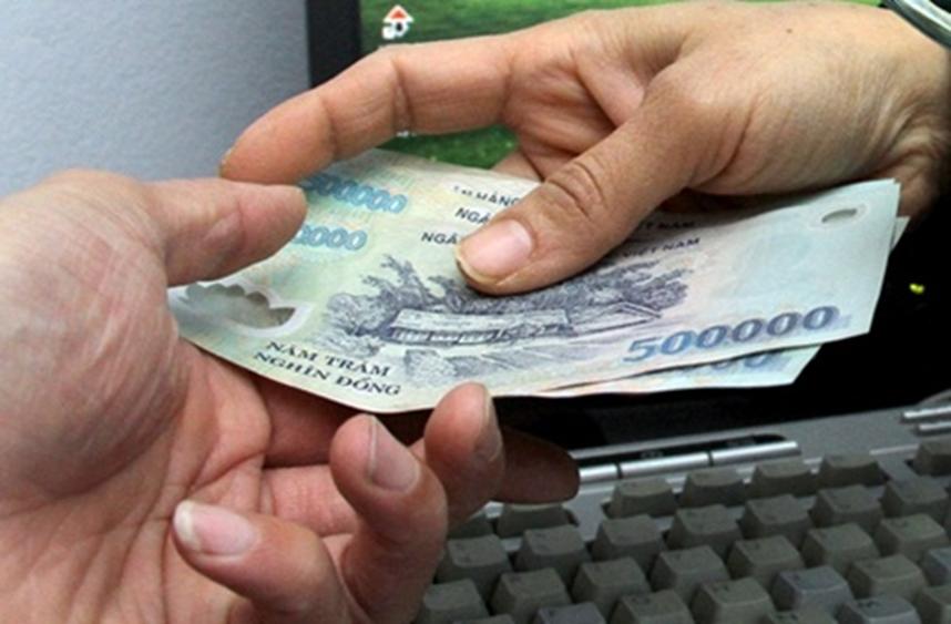 cơ sở mộc phú quảng thanh toán theo hợp đồng