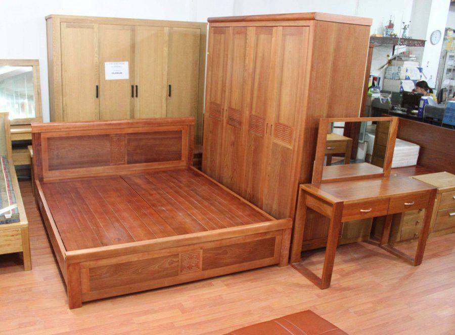 sơn đồ gỗ cũ tại nhà   noithatgovn.com