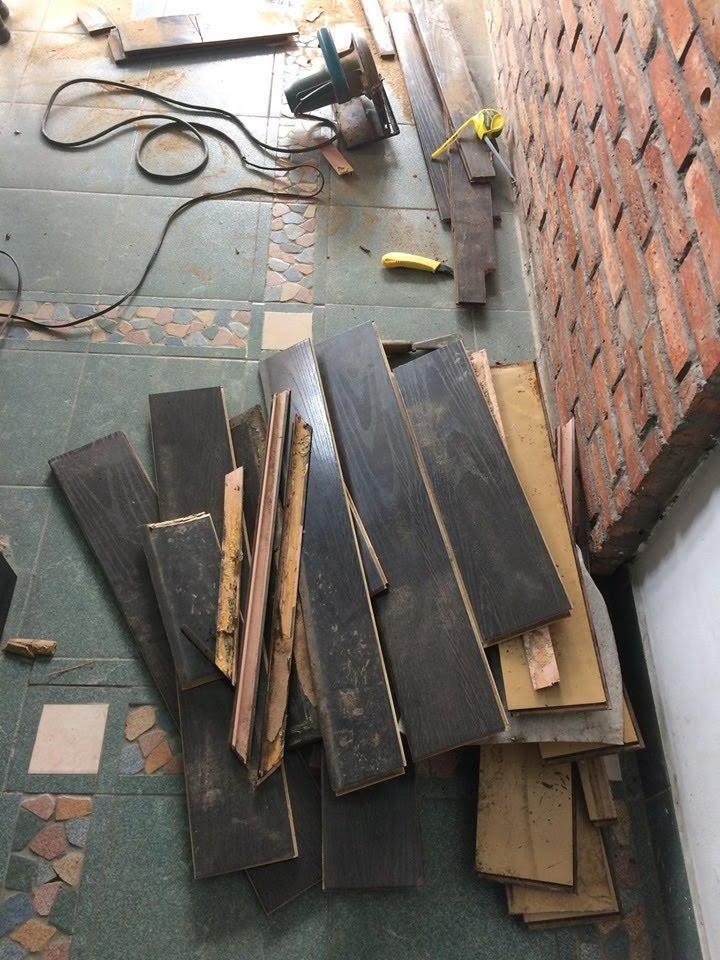 sàn gỗ bị nứt | noithatgovn.com