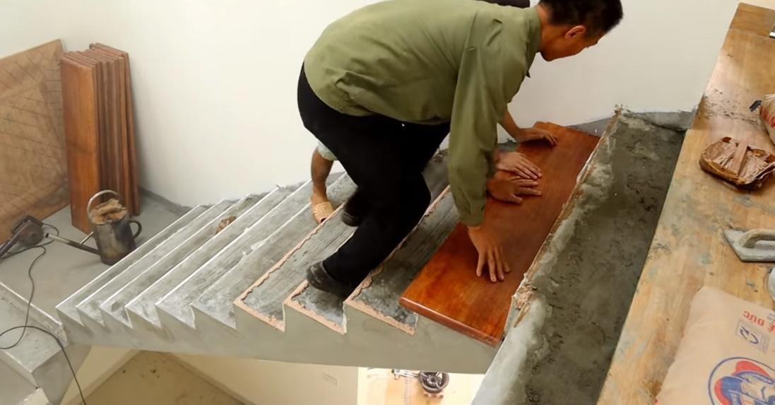 sửa chữa cầu thang gỗ | noithatgovn.com