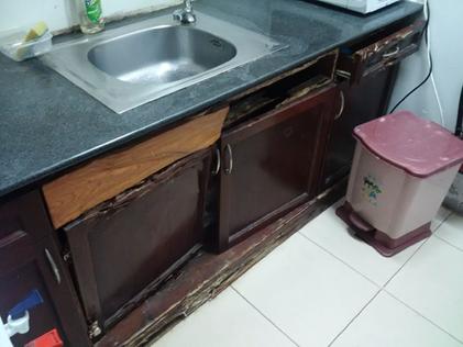 sửa chữa tủ bếp tại nhà | noithatgovn.com